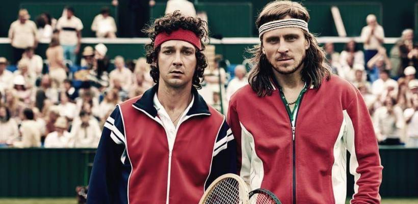 Toronto 2017: Borg vs. McEnroe de Janus Metz Pedersen ya tiene sus primeras críticas