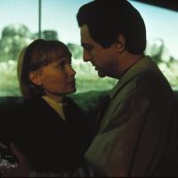 Mia Farrow and Joe Mantegna in Alice (1990)