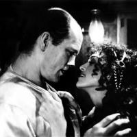 Madonna and John Malkovich in Shadows and Fog (1991)