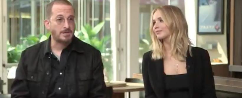 Entrevista Variety: Darren Aronofsky y Jennifer Lawrence