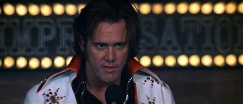 Jim Carrey in Man on the Moon (1999)