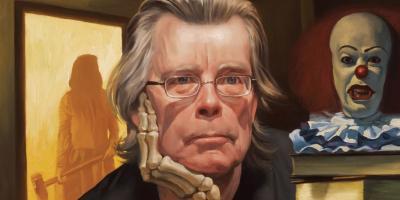 Stephen King: 7 datos que seguramente no sabes sobre este escritor