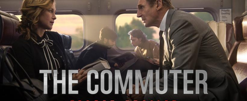The Commuter - Teaser Tráiler Internacional #1