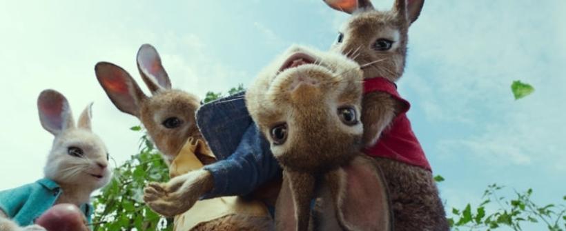 Peter Rabbit - Tráiler Oficial