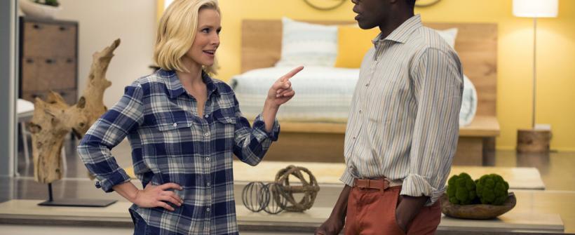 The Good Place: Temporada 2 - TV Spot