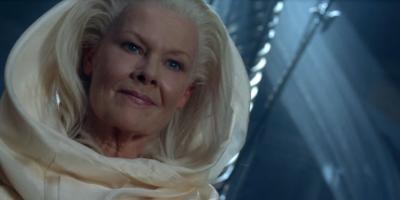 Judi Dench revela por qué aceptó participar en Las Crónicas de Riddick