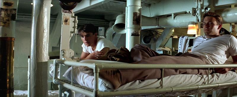 Ben Affleck and Josh Hartnett in Pearl Harbor (2001)