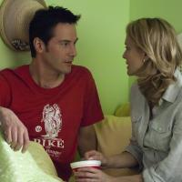Keanu Reeves and Robin Wright in The Private Lives of Pippa Lee (2009)