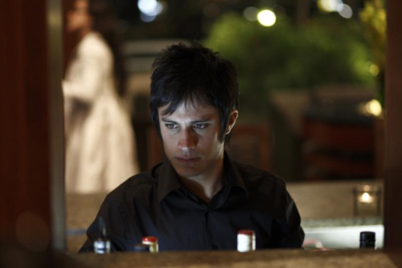 Gael García Bernal in Blindness (2008)