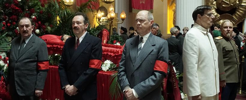 The Death of Stalin - Tráiler Internacional #2