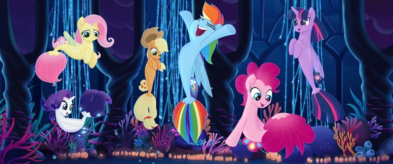 Photo by Image Courtesy of Lionsgate and - © 2017 My Little Pony Productions LLC.