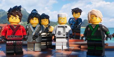 Lego Ninjago: La Película: top de críticas, reseñas y calificaciones