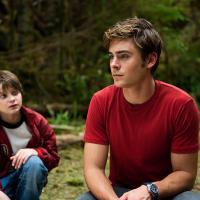 Zac Efron and Charlie Tahan in Charlie St. Cloud (2010)