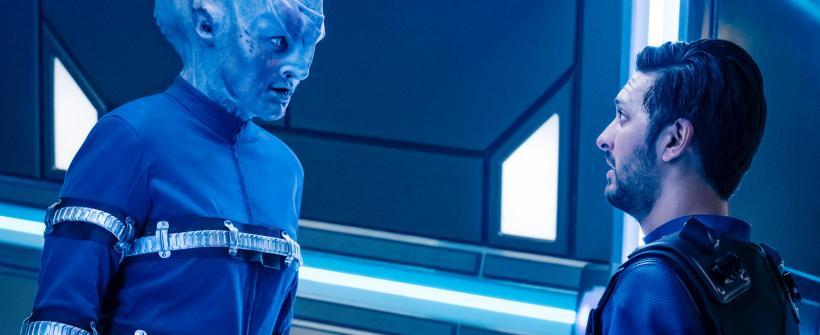 Star Trek: Discovery Temporada 1 - Tráiler oficial