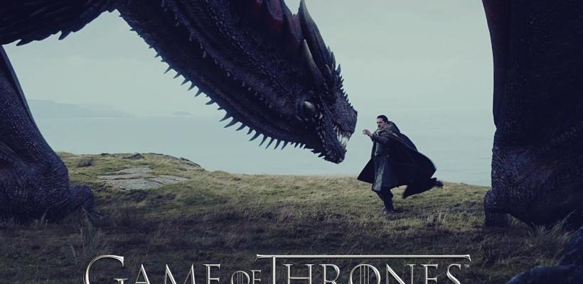 Game Of Thrones: así se preparó la secuencia del encuentro entre Jon Snow y Drogon