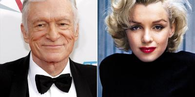 Hugh Hefner será enterrado junto a Marilyn Monroe, la primera chica Playboy