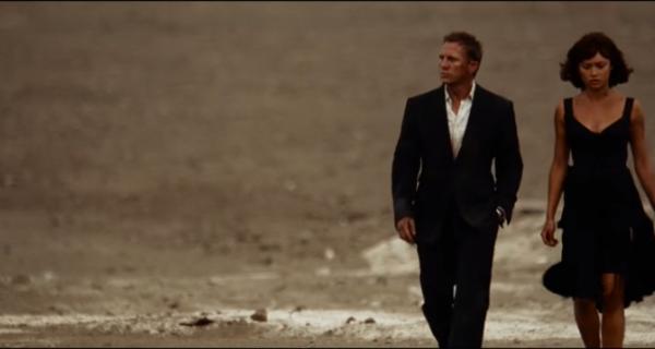 007 Quantum - Tráiler