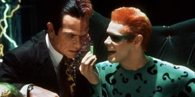 Tommy Lee Jones detestó trabajar con Jim Carrey en Batman Eternamente