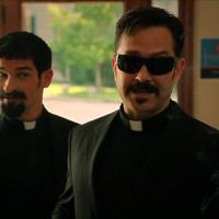 Robert Ben Garant and Thomas Lennon in Hell Baby (2013)