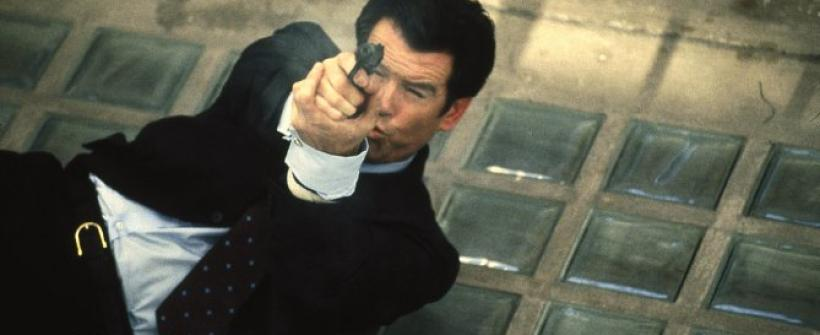 Tomorrow Never Dies (1997) Official Trailer - Pierce Brosnan James Bond Movie HD