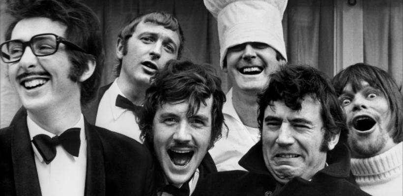 Monty Python: y ahora algo completamente diferente