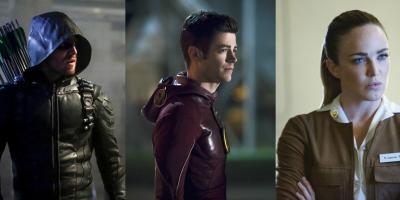 Series para ver este fin de semana: Arrow, The Flash, Legends of Tomorrow