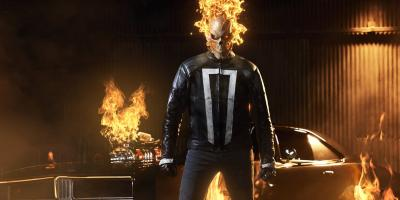 ¿Ghost Rider de regreso en Agents of SHIELD?