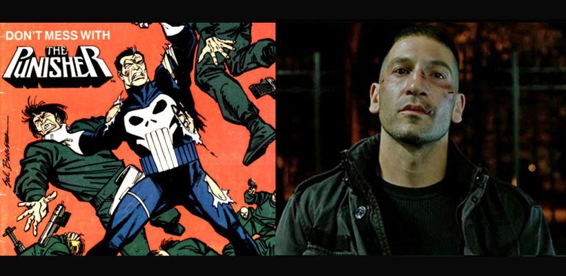 Creador de The Punisher está fascinado con la actuación de Jon Bernthal