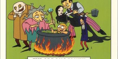 La familia Addams está de vuelta en versión animada
