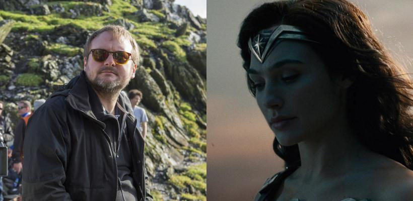 El director de Star Wars: Los Últimos Jedi habla sobre el éxito de Mujer Maravilla
