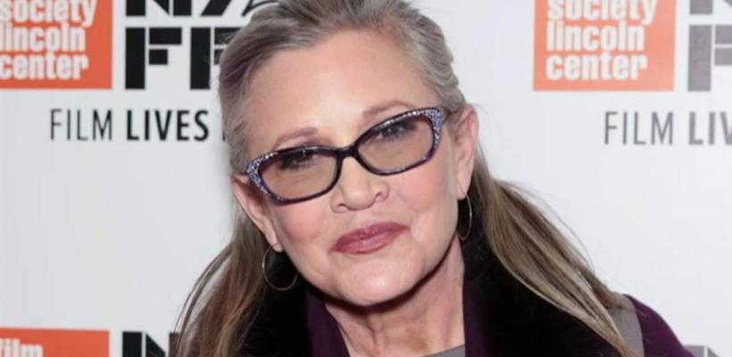 Carrie Fisher enfrentó a un acosador de Hollywood mucho antes del escándalo de Harvey Weinstein
