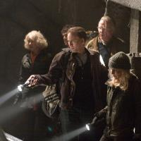 Nicolas Cage, Helen Mirren, Jon Voight, Justin Bartha, and Diane Kruger in National Treasure: Book of Secrets (2007)