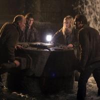 Nicolas Cage, Ed Harris, Justin Bartha, and Diane Kruger in National Treasure: Book of Secrets (2007)