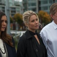 Christina Applegate, Thomas Haden Church, and Nina Dobrev in Crash Pad (2017)