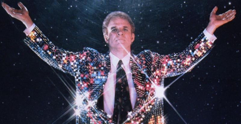 Steve Martin in Leap of Faith (1992)