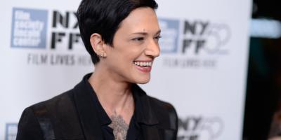 Prensa italiana condena a Asia Argento tras denunciar a Harvey Weinstein por violación