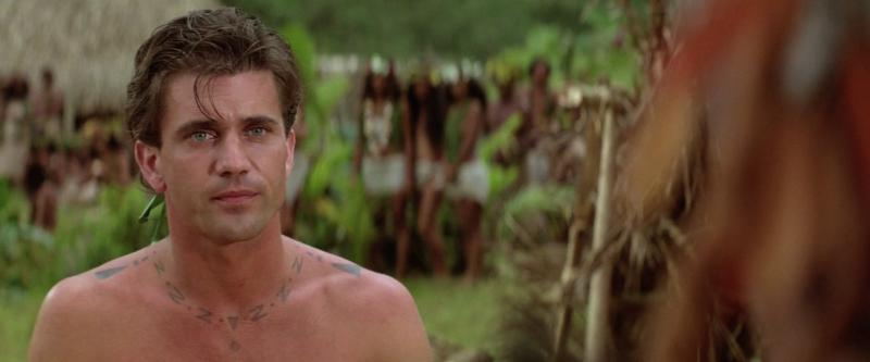 Mel Gibson in The Bounty (1984)