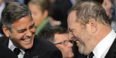 Matt Damon y George Clooney defienden su inocencia en el caso de Harvey Weinstein