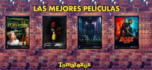 Las mejores películas en cartelera del 24 de octubre de 2017