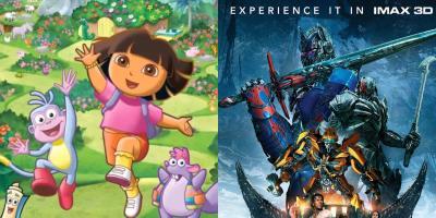 Michael Bay producirá una película live-action de Dora la Exploradora