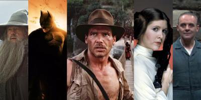 Indiana Jones es el mejor personaje del cine, de acuerdo con una encuesta