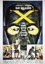 X, el Hombre con Ojos de Rayos X