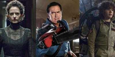 Series para ver este fin de semana: Penny Dreadful, Ash vs Evil Dead, Stranger Things