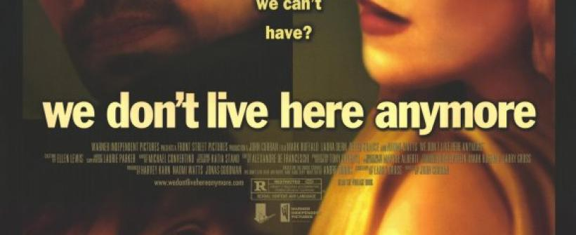 We Dont Live Here Anymore - Tráiler