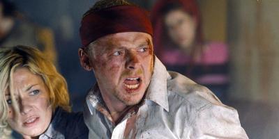 Simon Pegg escribió una secuela de El Desesperar de los Muertos
