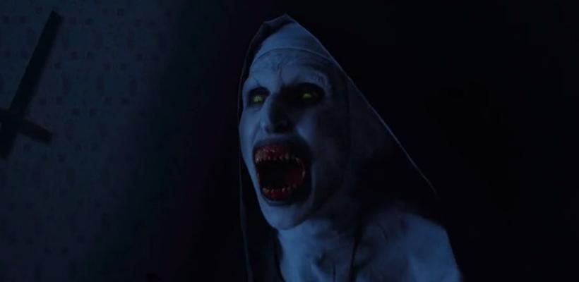 The Nun: Se revelan primeras imágenes del spin-off de El Conjuro