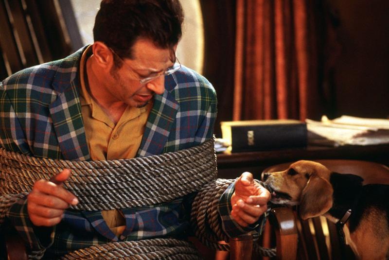 Jeff Goldblum in Cats & Dogs (2001)