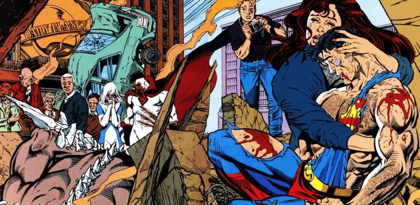 La Mole Comic Con 2017 rendirá homenaje a la Muerte de Superman