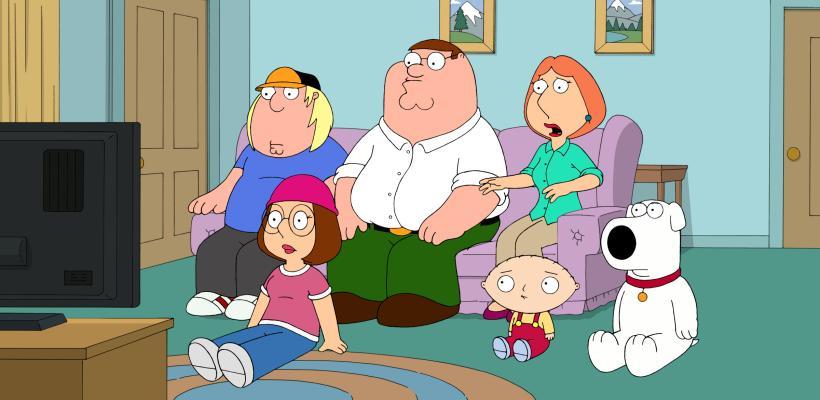 Family Guy ya había advertido sobre las agresiones sexuales de Kevin Spacey y Brett Ratner