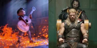 Coco aplasta a Thor: Ragnarok en la taquilla mexicana